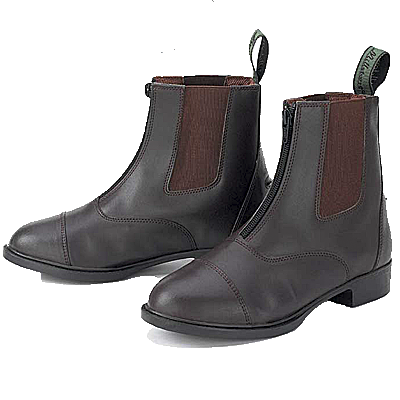 Union Hill Millstone Paddock Shoes - Adult