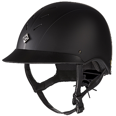 Black Charles Owen My PS Helmet with MIPS technology