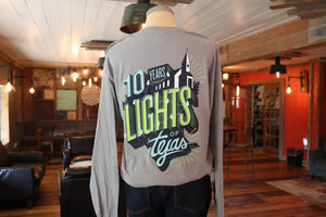 10th yr Anniversary of Light of Tejas Shirt