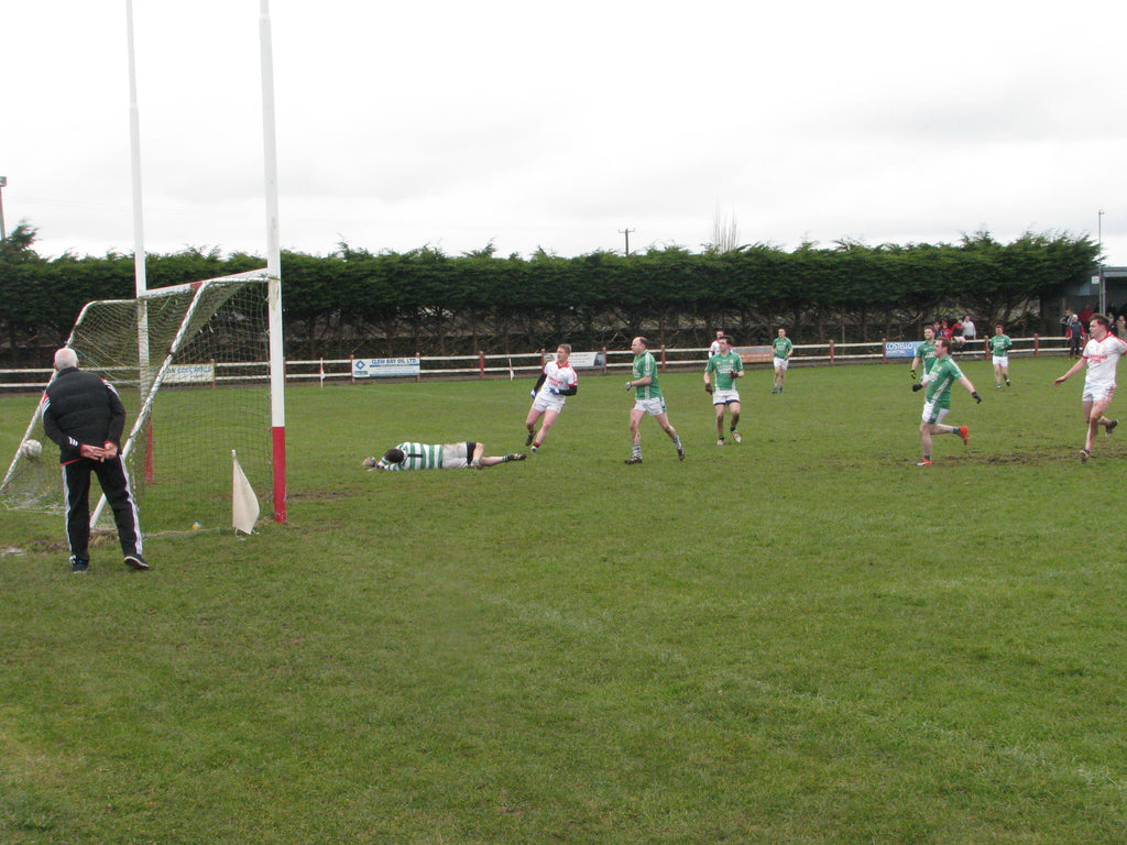 Senior League Div 4 Ballintubber 2-06 Charlestown 1-11