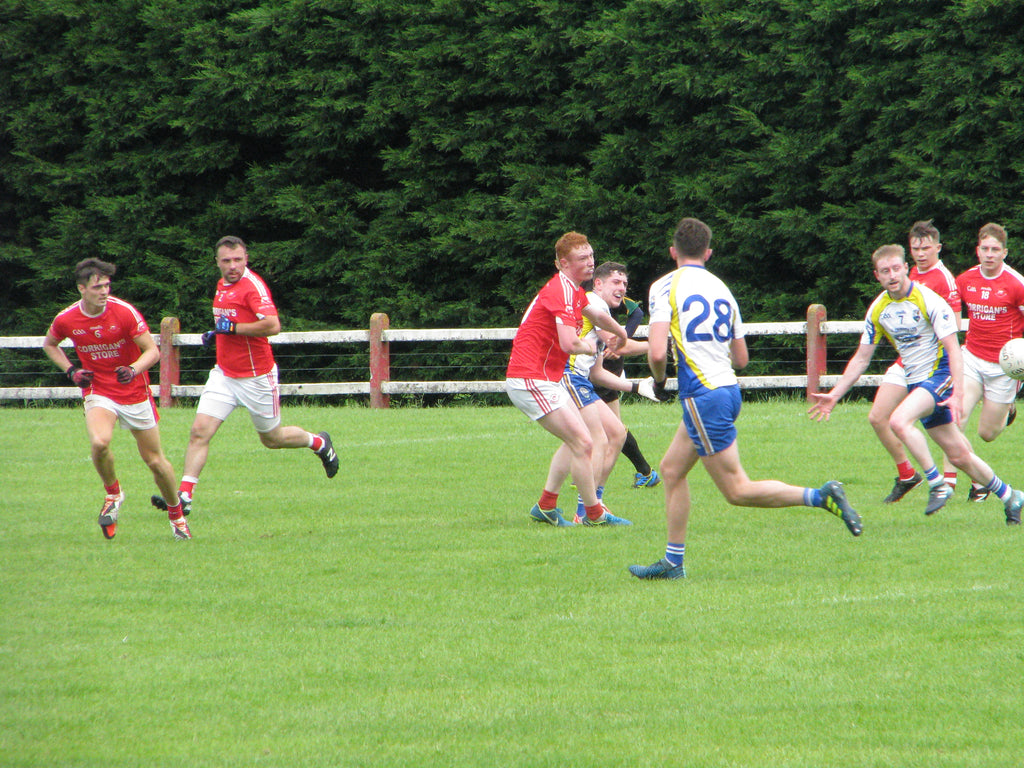 League Div 1 Ballintubber v Hollymount/Carramore