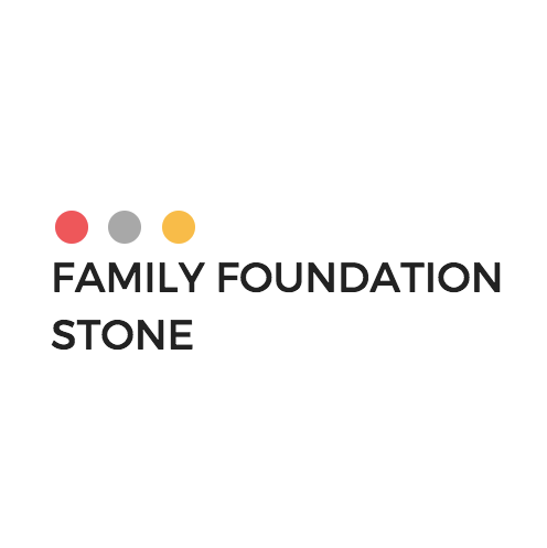 Family Foundation Stone