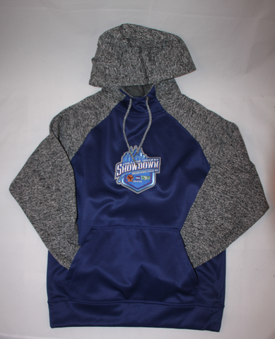 College Hockey Showdown Hoodie
