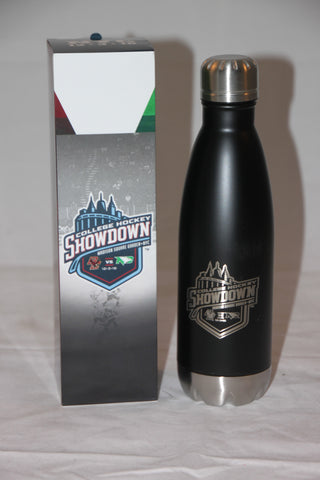 College Hockey Showdown Water Bottle