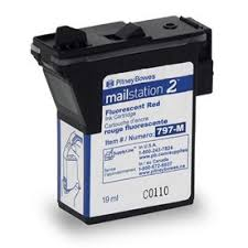 797-M Pitney Bowes Postage Ink for MailStation 2
