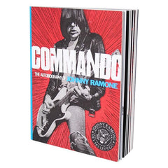 Commando: Autobiography Book