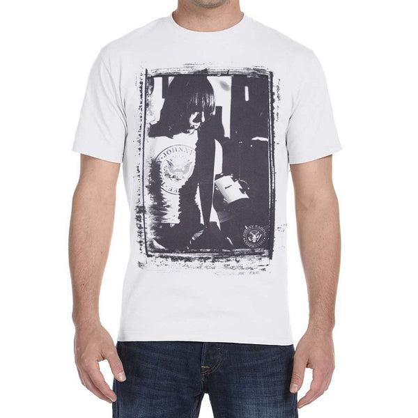 Johnny Ramone Photo Tee