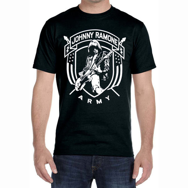 Johnny Ramone Army Tee
