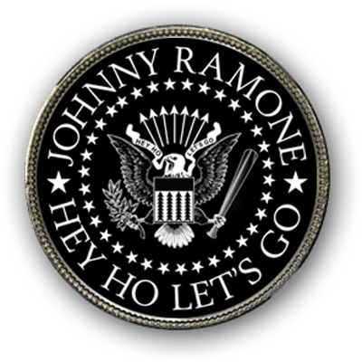 Johnny Ramone logo