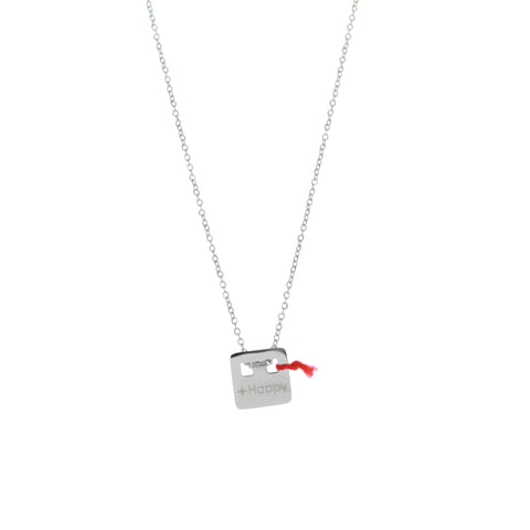 Collier ZAG Acier Colette Happy