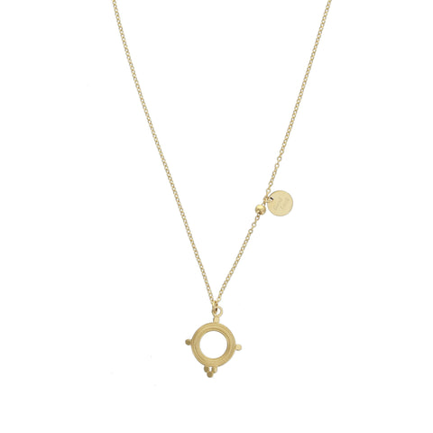 SOMSO: ZAG - Collier ZAG Zora Or