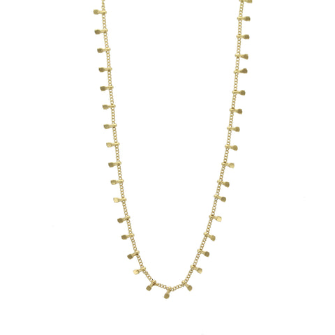 SOMSO: ZAG - Collier ZAG Kelly Or