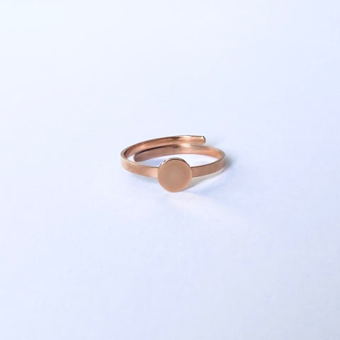 Bague Rosa or rose //SOMSO//