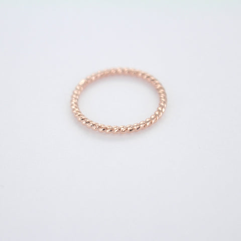 SOMSO: SOMSO - Bague Léon or rose