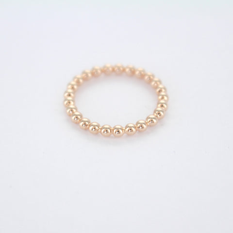 SOMSO: SOMSO - ... Bague SOMSO Maurice or rose ...