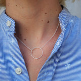 SOMSO: SOMSO - ...Collier Harlow argent...