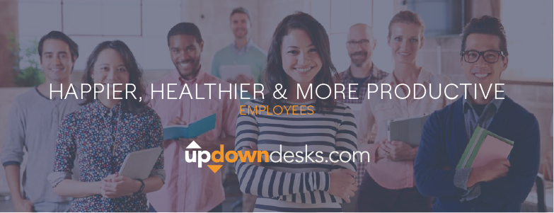 Ergonomics: Happier, Healthier & More Productive Employees