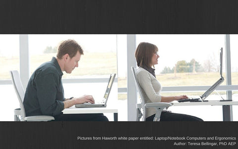 Laptop Ergonomics Tips for laptop users