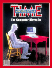 Time Magazine Machine of the Year 1983
