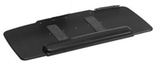 "UpDown 27"" HDPE Keyboard Tray with 2 Mousing Surfaces"