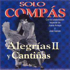 CDs: Flamenco Rhythms