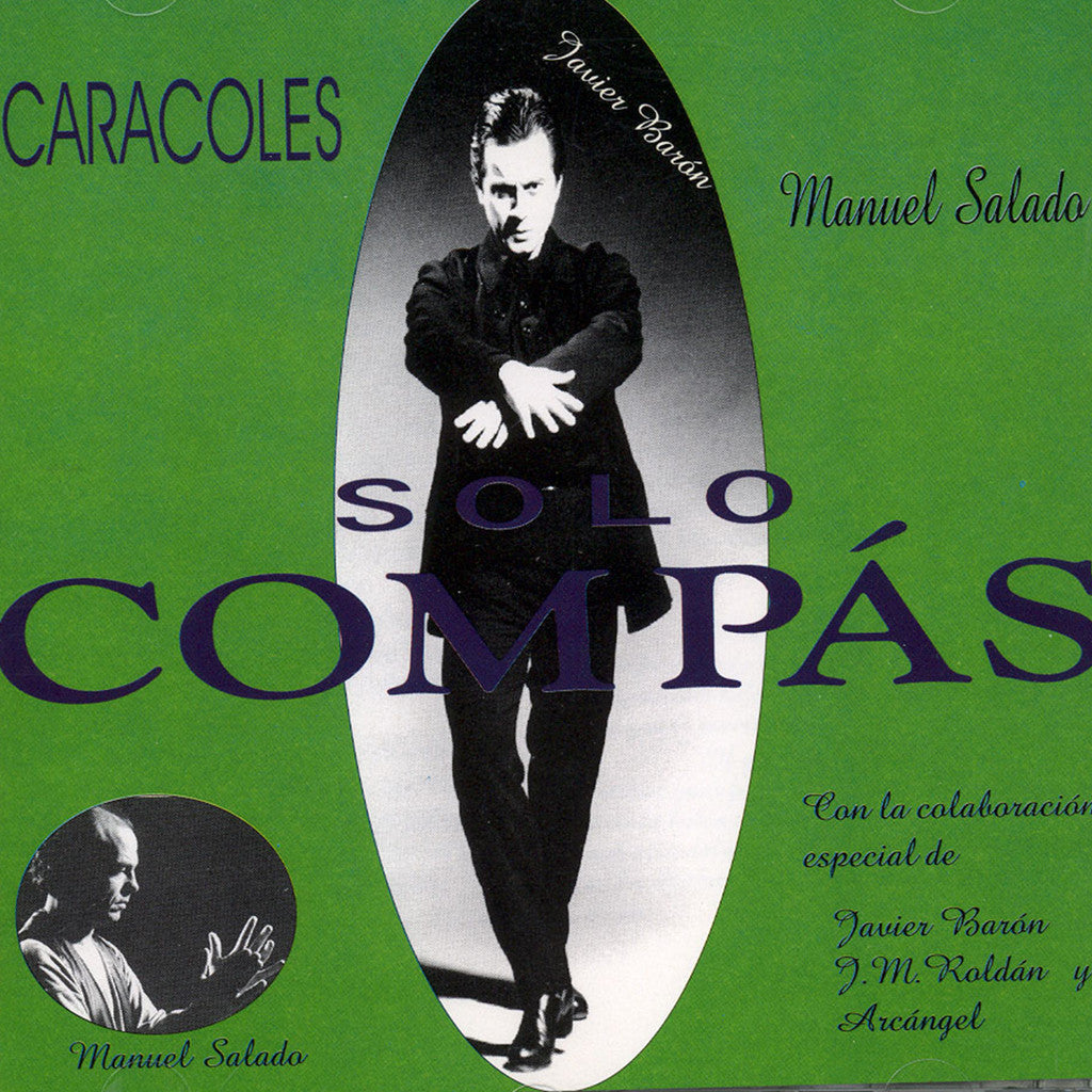 Image of Solo Compas, Caracoles, CD