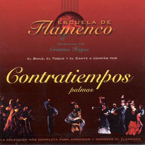 Image of Escuela de Flamenco, Contratiempos, 2 CDs
