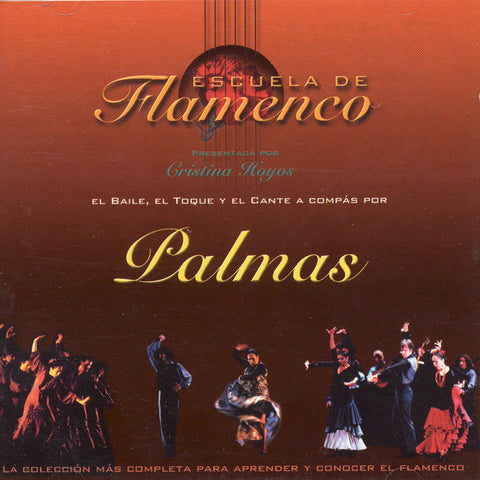 Image of Escuela de Flamenco, Palmas, 2 CDs
