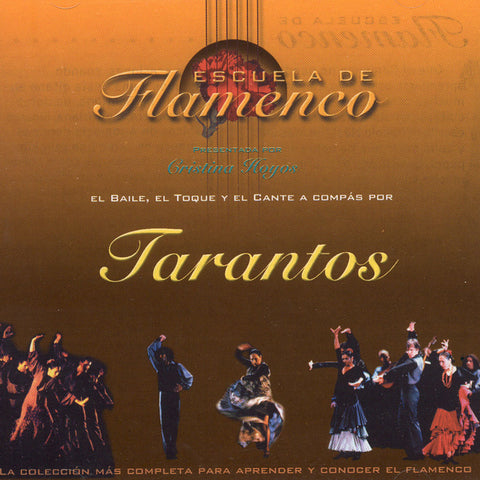 Image of Escuela de Flamenco, Tarantos, 2 CDs