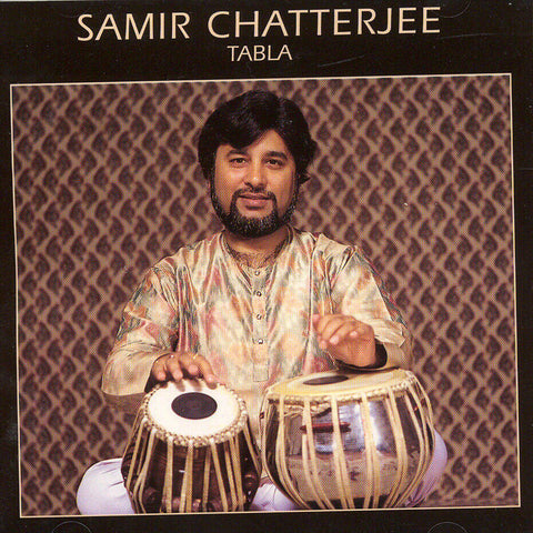 Image of Samir Chatterjee, Tabla, CD