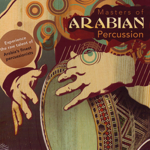 Image of Various Artists, Masters of Arabian Percussion, CD