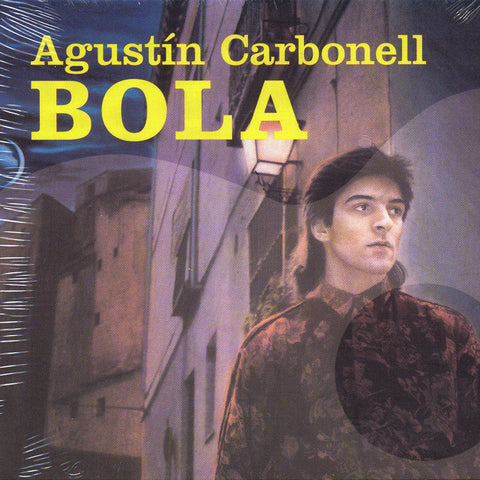 "Image of Agustin Carbonell ""El Bola"", Carmen, CD"
