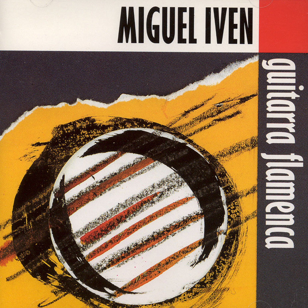 Image of Miguel Iven, Guitarra Flamenca, CD