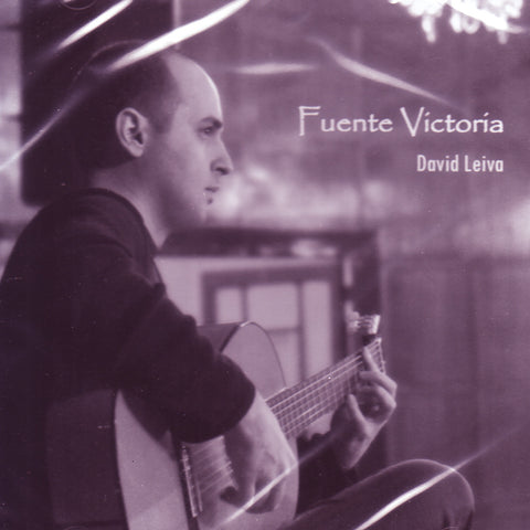 Image of David Leiva, Fuente Victoria, CD
