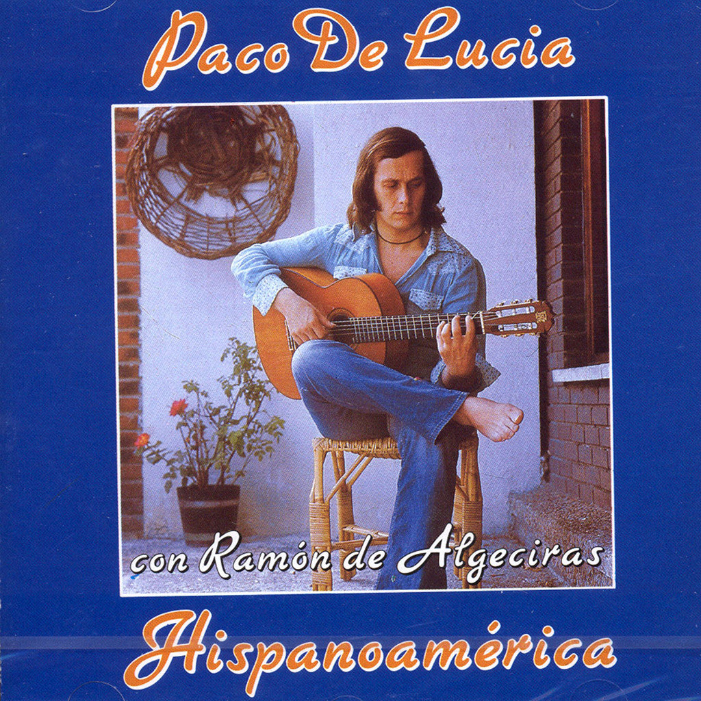 Image of Paco de Lucia, Hispanoamerica, CD