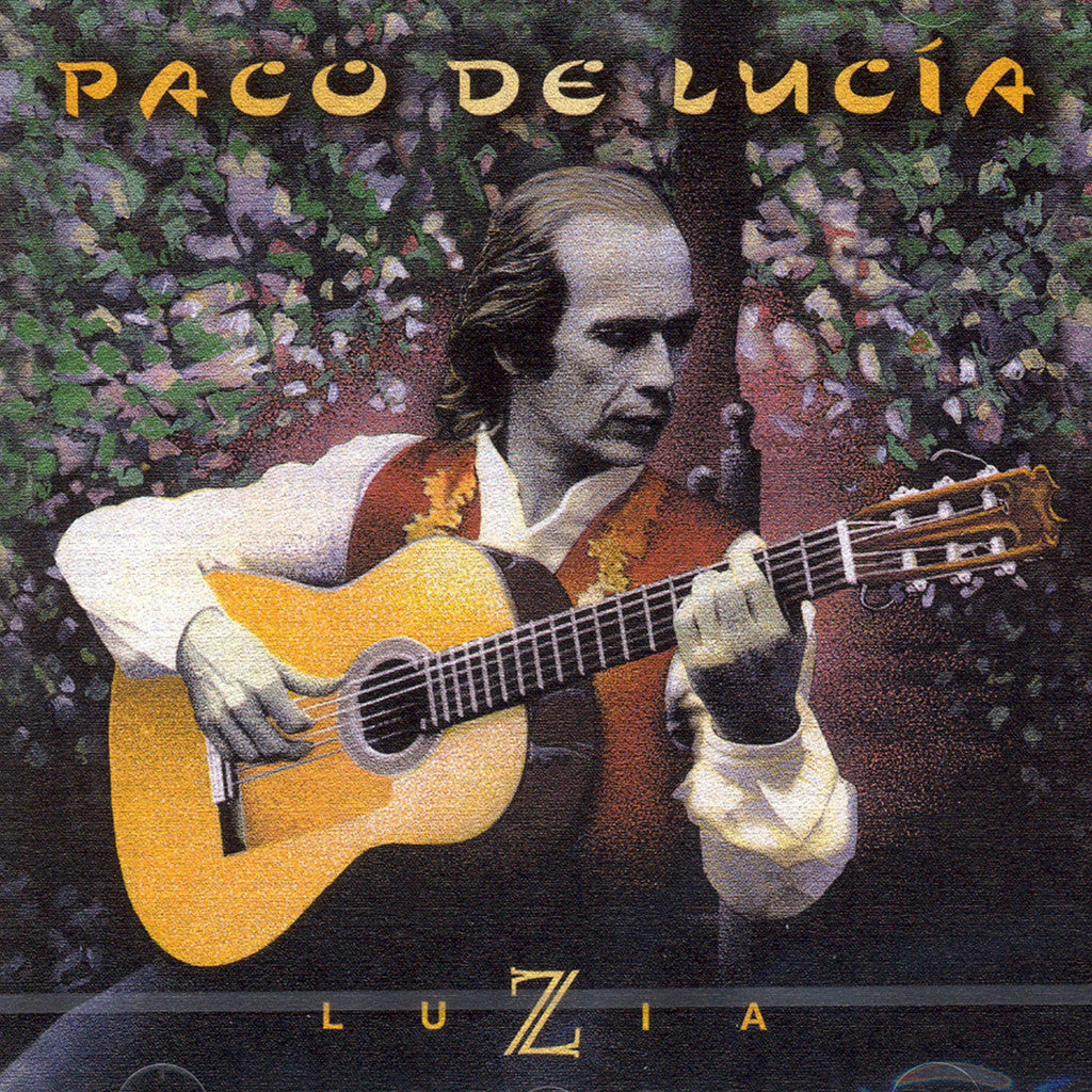 Image of Paco de Lucia, Luzia, CD