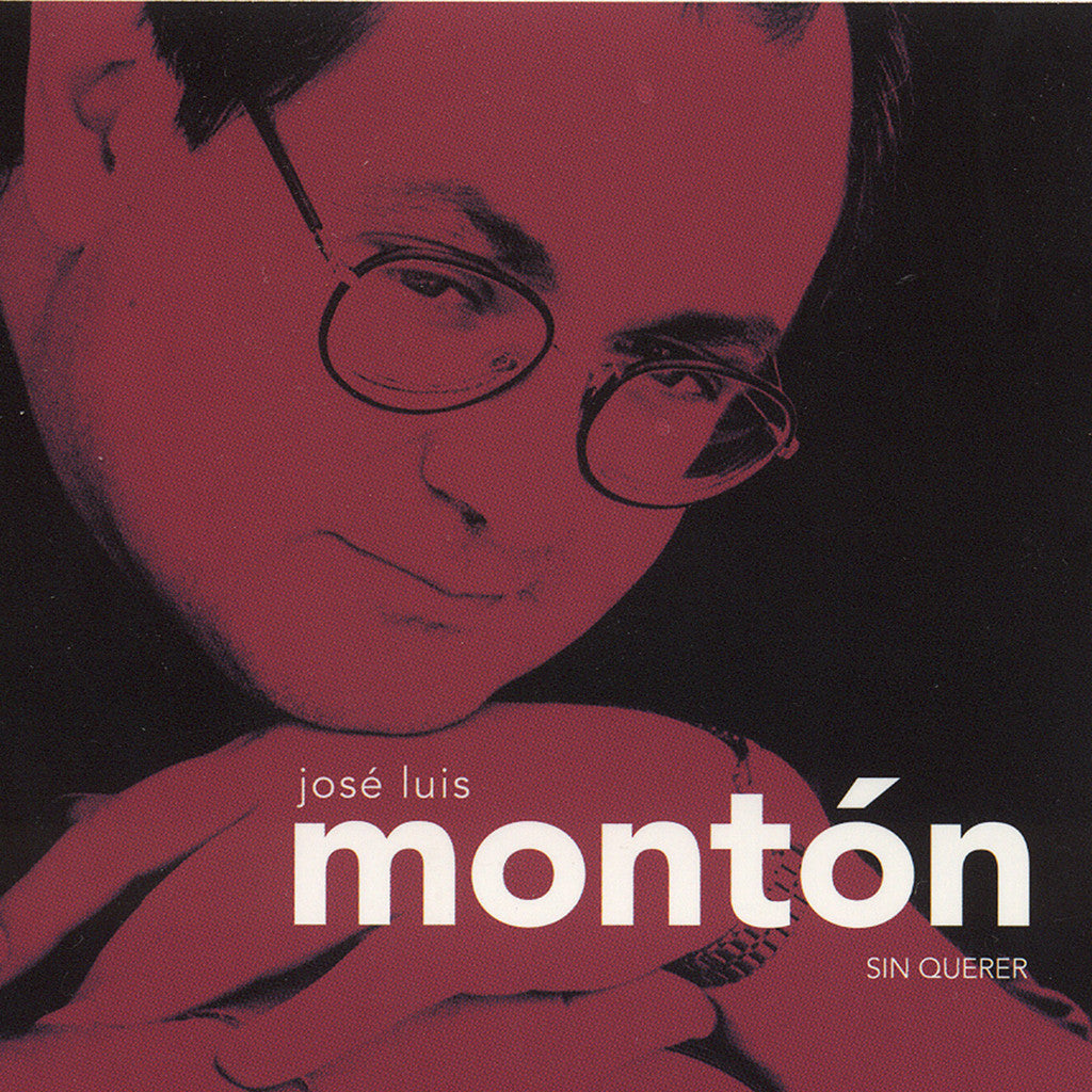 Image of Jose Luis Monton, Sin Querer, CD