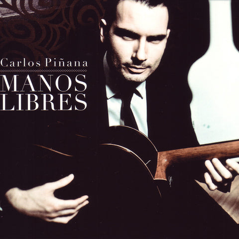 Image of Carlos Piñana, Manos Libres, CD