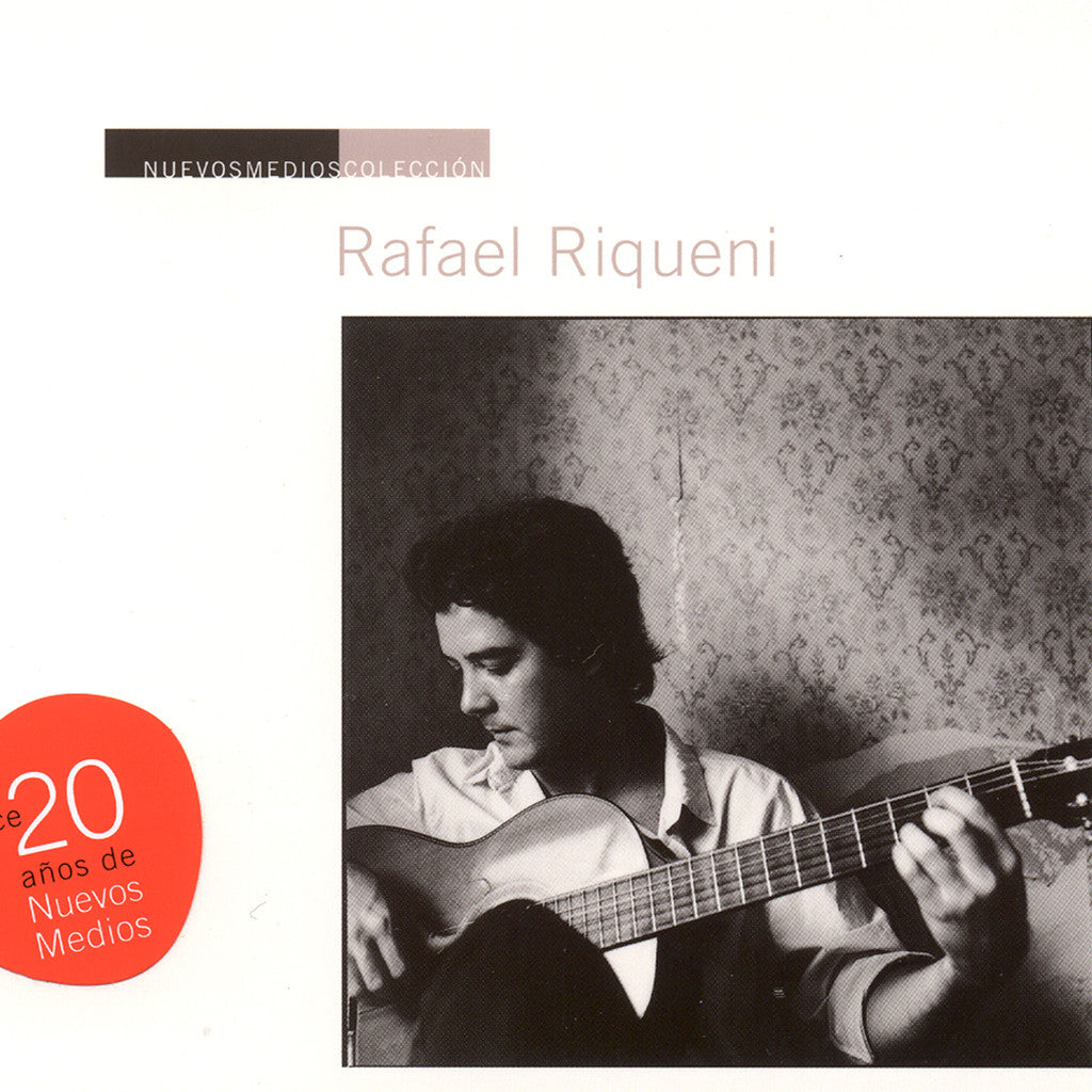 Image of Rafael Riqueni, Nuevos Medios Colleccion, CD