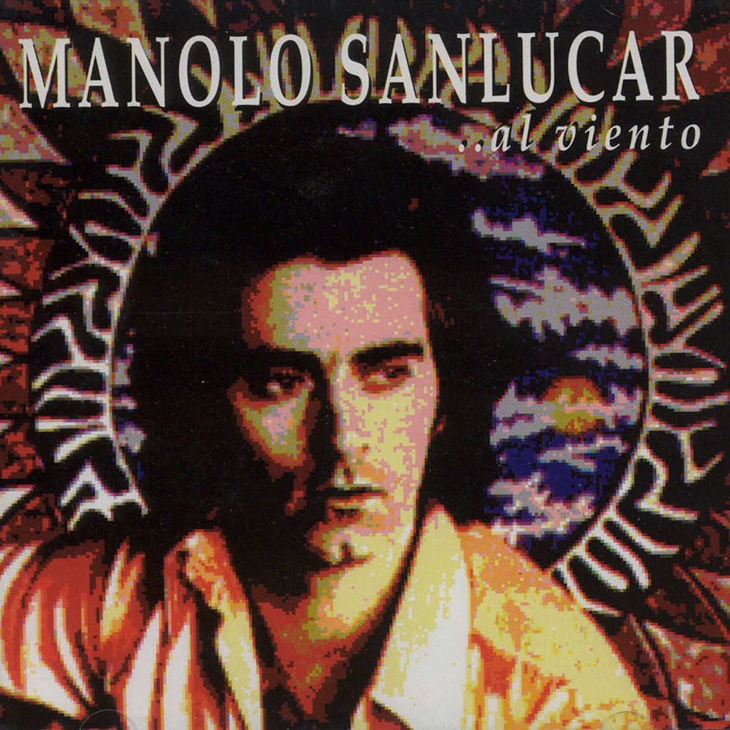 Image of Manolo Sanlucar, Al Viento, CD