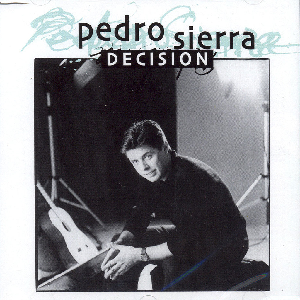 Image of Pedro Sierra, Decision, CD