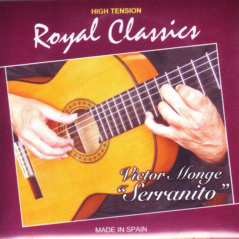 "Image of Royal Classics / Victor Monge ""Serranito"" / High Tension (SRR-70)"