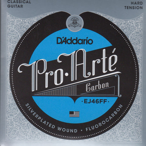 Image of D'Addario / Pro Arté Carbon / Hard Tension (EJ-46-FF)