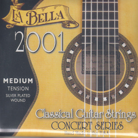 Image of LaBella / 2001 Classical / Medium Tension (2001-Medium)