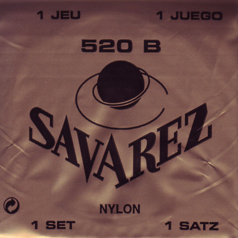 Image of Savarez / Traditional Series Carte Blanche / Low Tension (520-B)