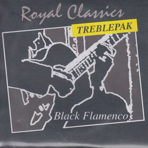 Image of Royal Classics / Black Flamenco / High Tension TreblePack (BF-30-T)