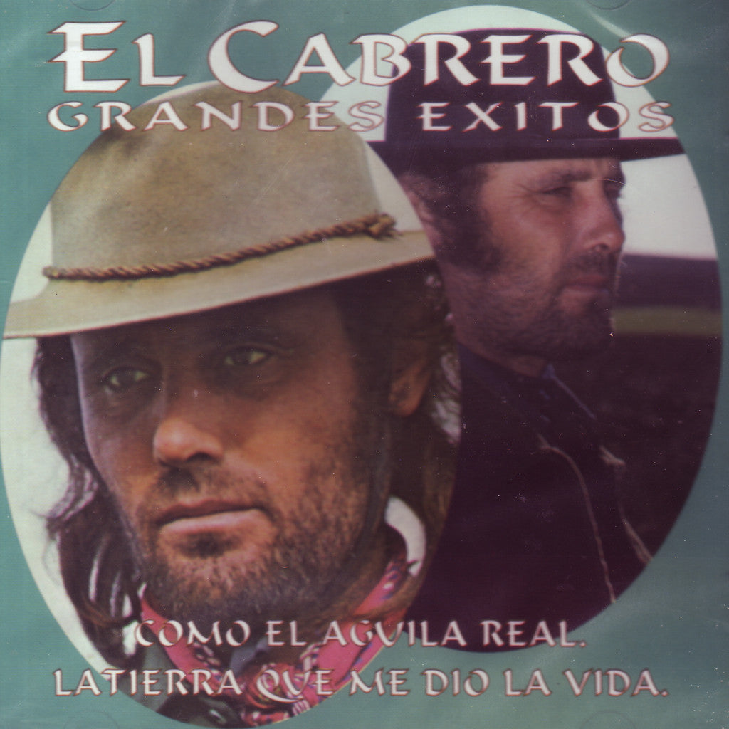 Image of El Cabrero, Grandes Exitos, CD