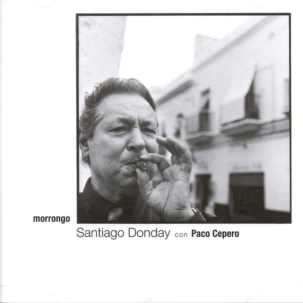 Image of Santiago Donday, Morrongo, CD