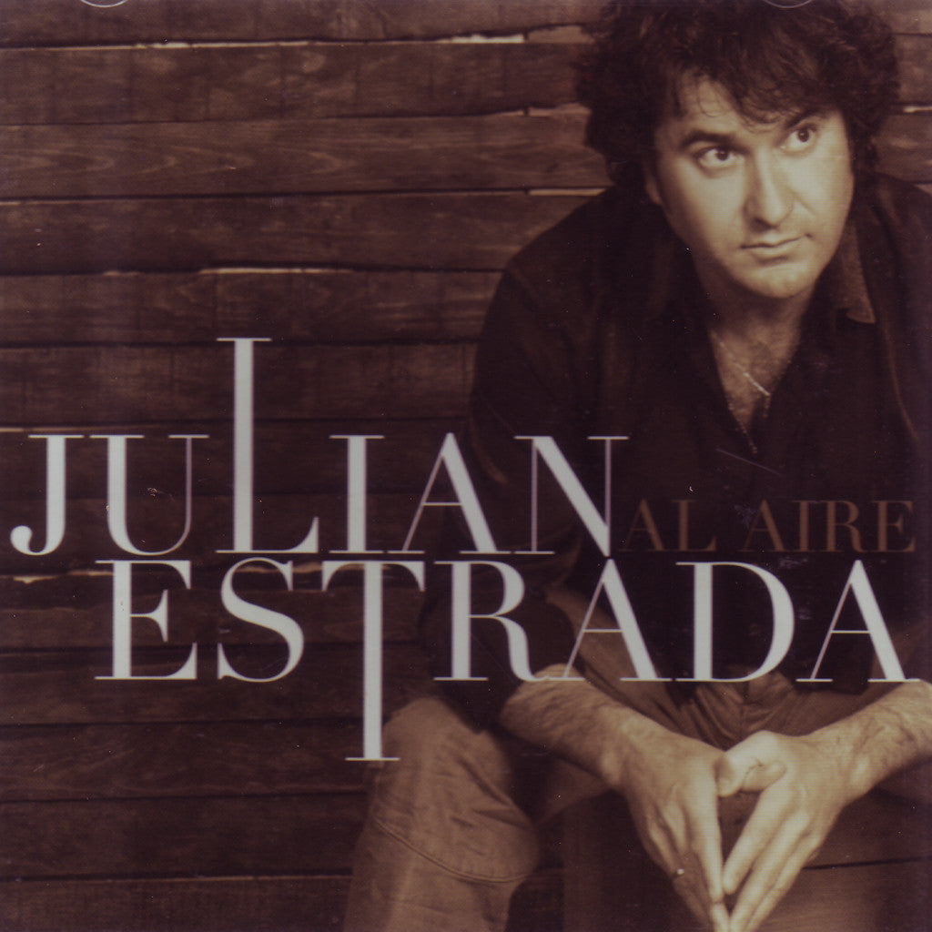 Image of Julian Estrada, Al Aire, CD