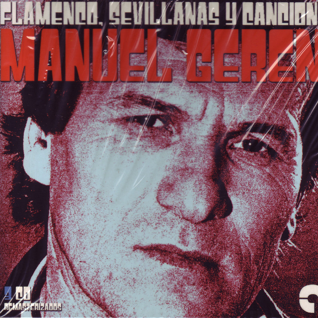 Image of Manuel Gerena, Tres Voces de un Corazon, 3 CDs